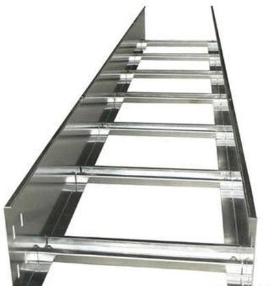 热镀锌梯式钢制桥架